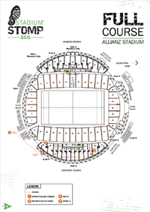 Stadium Stomp SCG Allianz Stadium Map