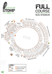 Stadium Stomp SCG Map